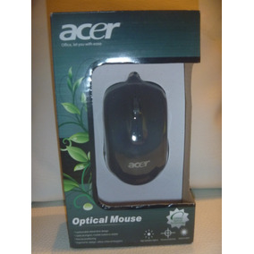 Mouse Optico Marca Acer Usb 2.0 1.200 Dpi