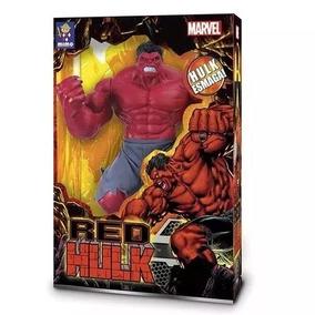 Boneco Incrível Hulk Premium Mimo 55cm
