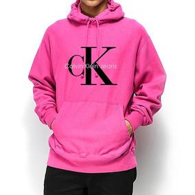 Moletom Masculino Calvin Klein Blusa Casaco De Frio