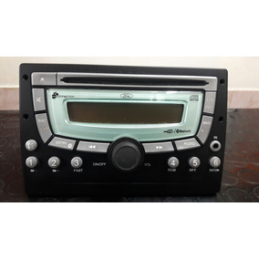 Stereo Ford Fiesta/ Eco Sport Cd,mp3,usb Y Bt Con Cable Usb