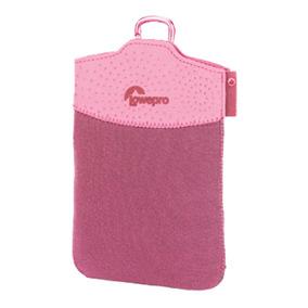 Estojo C/ Mosquetão P/câmera/ipod/gps-tasca 30 -rosa Lp35243