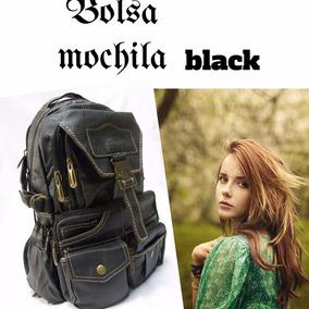 Bolsa Mochila Feminina Notebook Viagem Faculdade Passeio
