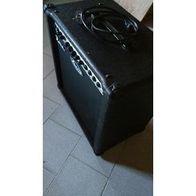 Amplificador De Guitarra 50w Marca Leem
