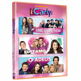 Dvd Icarly One Direction - Eu Te Amo O Adeus - Orig Lacrado