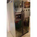 Refrigerador Duplex Puertas Espejo