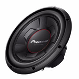 Subwoofer Pioneer Ts-w306r 12 1300w Max/350w Rms 4 Ohms New