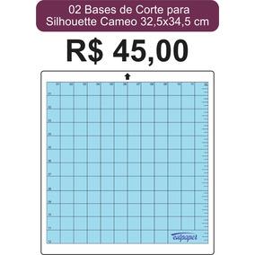 2 Base De Corte Para Silhouette Cameo 30x30cm