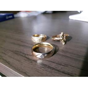 Aliança Ouro Vivara 18k 750