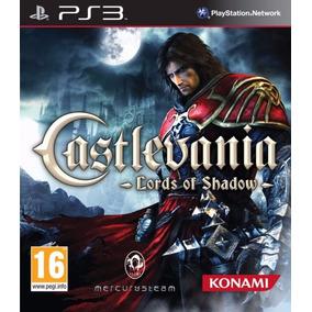 Castlevania Lords Of Shadow Ps3 Local A La Calle.ramosmejia