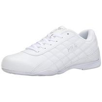 Zapatos Hombre Fila Kalienq Classic Sneaker, White 242