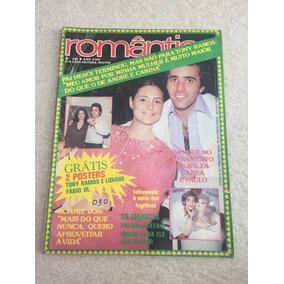 Revista Romântica Suzana Vieira Ronnie Von Antônio Fagundes