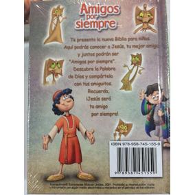 Santa Biblia Infantil Amigos Por Siempre