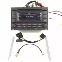 Estéreo Jetta Golf Gli Clasico A4 99 2015 Usb Aux Bluetooth