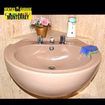 Baño Completo 3 Piezas De Lujo: Lavabo, Sanitario Y Bidet