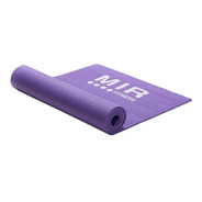 Yoga Mat Colchoneta Mir 6 Mm Pilates Gym Fitness