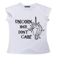 Remera Nena Unicornio  2019, Nina