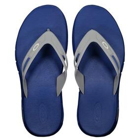 Chinelo Oakley Rest Azul