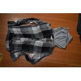 Camisa Blend Company Urbana Con Capucha