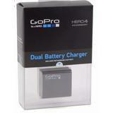 Go Pro Hero 4 Black Silver Cargador Doble + Batería