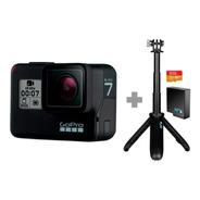 Bundle Gopro Hero 7 Black + Shorty + Bateria + Micro Sd 32gb
