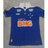 Camisa Olympikus Cruzeiro I 2013 Original Novinha