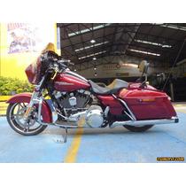Harley Davidson Street Glide Flhxs