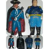 El Zorro Sargento Garcia Coleccion Jack Muñeco Chocolatin