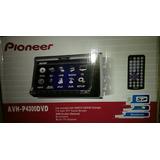 Reproductor Pantalla Dvd Pioneer Avh- P4300dvd. Sonido.
