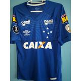 Camisas Usadas Do Cruzeiro - Camisa Cruzeiro Masculina 6ff55d791523b