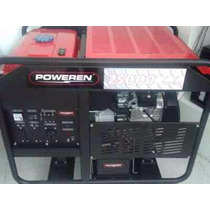 Planta De Emergencia Poweren Modelo Pw25000
