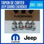 Tapon De Carter Jeep Grand Cherokee 2011-2012-2013-2014-2015