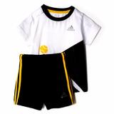 Conjunto Playera Con Shorts Summer Set Niño adidas Ay6127
