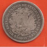 0.50 De 1879; El Primer Realito, Tera Dificil De Ver....