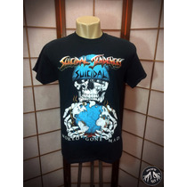 Camiseta Suicidal Tendencies (importada)
