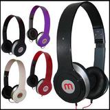 Fones De Ouvido Mix Style Headfone Mex Beats P2, Celular Mp3