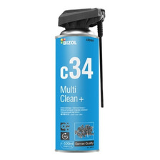 Spray - Multi-limpiador Para Metal,  Bizol (500 Ml)
