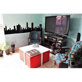 Remate Pkt Mueble Tv Sillon Mesa Sala Del Palacio De Hierro
