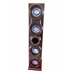 Caixa De Som Torre 4 Alto Falantes 140w Rms Sem Amplificador