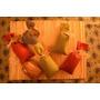 Sales Saborizadas, Condimentadas, Pimienta Árabe, Curry