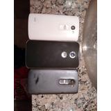 Vendo 2lg Leon Uno 3g Otro 4g Placas Libre Y Un Motorola X2