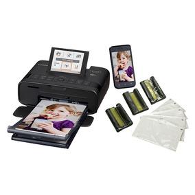 Impressora Canon Cp1300 C/ Wi-fi + Toners E Papéis Fotográf.