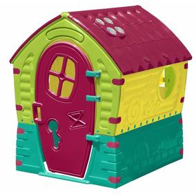 casita infantil de jardin