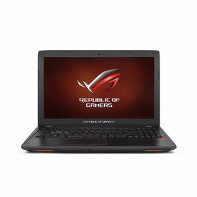 Notebook Asus Gamer Gl753 I7 32g 256ssd+2t 1050m 4g 17.3 Fhd