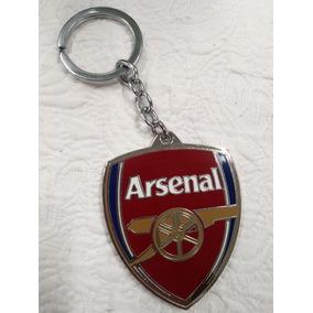 Chaveiro Metal Futebol Arsenal