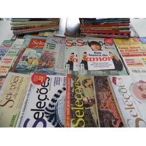 Revistas Readers Digest Seleções Lote Saldão 50 Unidades