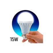 Luz Emergencia 15w Lampara 3 Horas Autonomia Foco Led E27