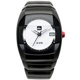 Reloj Cuba Quiksilver Series Black & White De Lujo