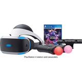 Playstation Vr Bundle (sin Camara) Envio Express
