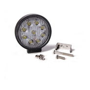 Faro Led Auxiliar Proyector 9 Led 27w Auto 4x4 Agro Off Road