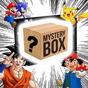 Mystery Box Caixa Misteriosa Para Menino Produtos Surpresa!